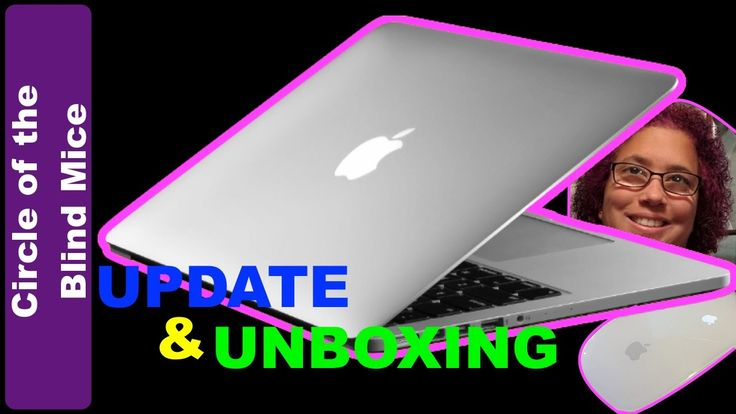 """Nice Update & Unboxing MacBook Pro 13"""" 2015 + Magic Mouse 2 / Low Vision Assistive Tech Check more at https://ggmobiletech.com/refurbished-macbook-air/update-unboxing-macbook-pro-13-2015-magic-mouse-2-low-vision-assistive-tech/"""