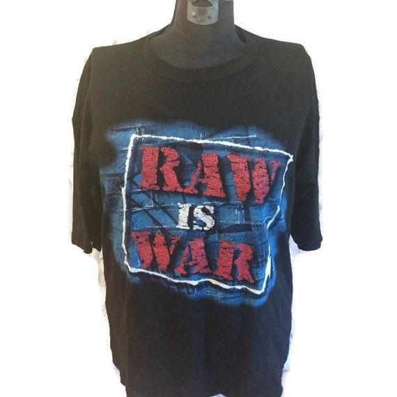 90's Wrestling Tshirt / 1990's WWF Tee Shirt / by RetroFreshTees, $17.00