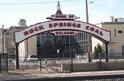 Rock Springs, Wyoming  Moved from beautiful upstate new york to BFE ugly Rock Springs back in the 70's awww it was horrible!!!!! :R