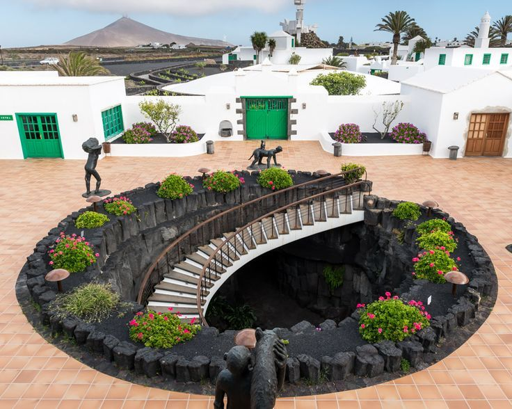Monumento al campesino - Cesar Manrique - Lanzarote, Canary Islands