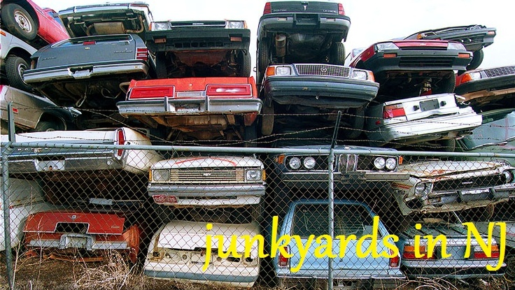 old car salvage yards Junk yards in NJ Easily Find