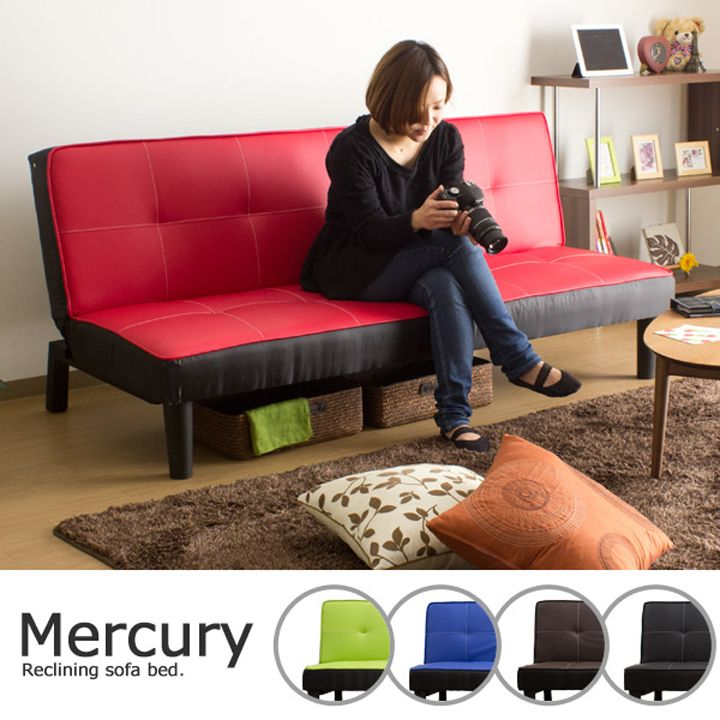 Mercury sofabed sofabed pinterest for Capitola convertible chaise sofa