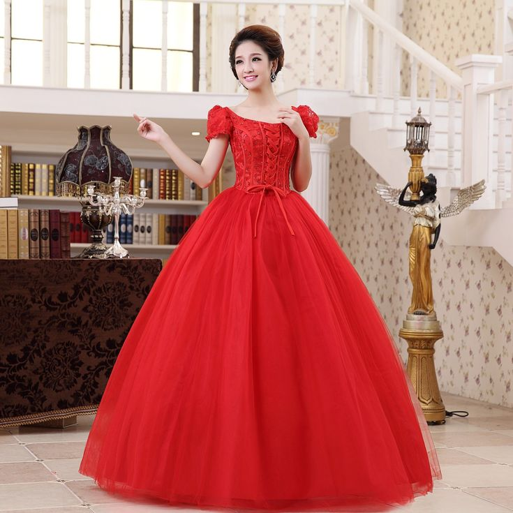 brides in red google search