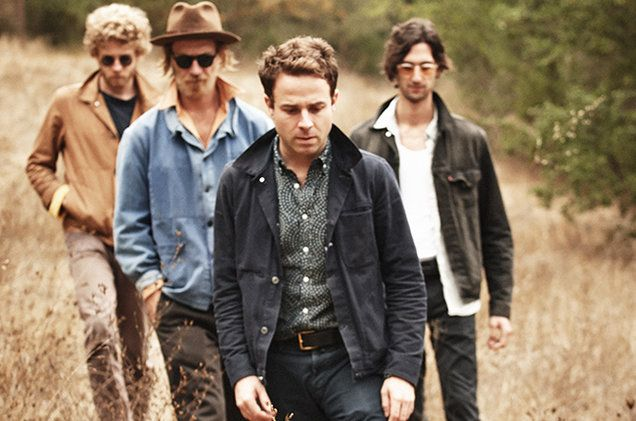 Dawes Band Picture