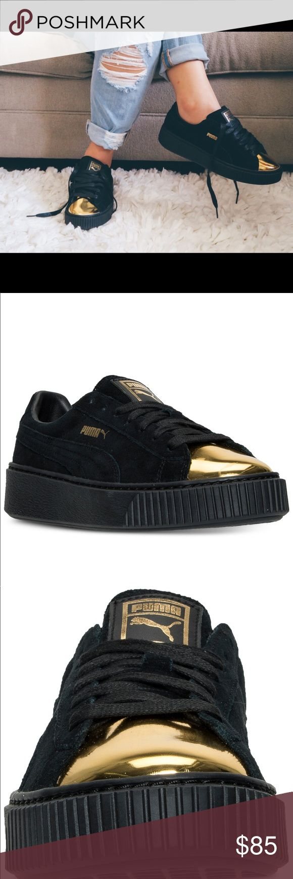 Puma Creepers Uppers