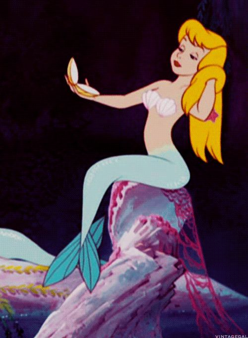 peter pan mermaid