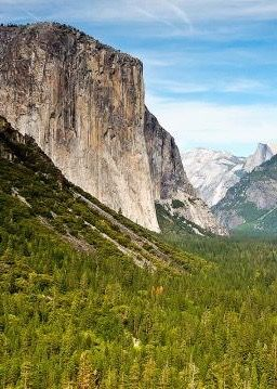 Located in Northern California, Yosemite is one of the most popular National Parks in the states. In 2014, over 4 million people showed up to hike, climb, explore, and photograph the park.