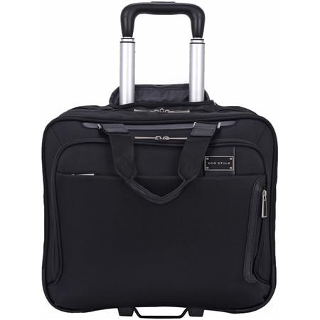 "Image of Tech Exec Rolling Case, Fits up to 15.6"" + iPad/Tablet Pocket"