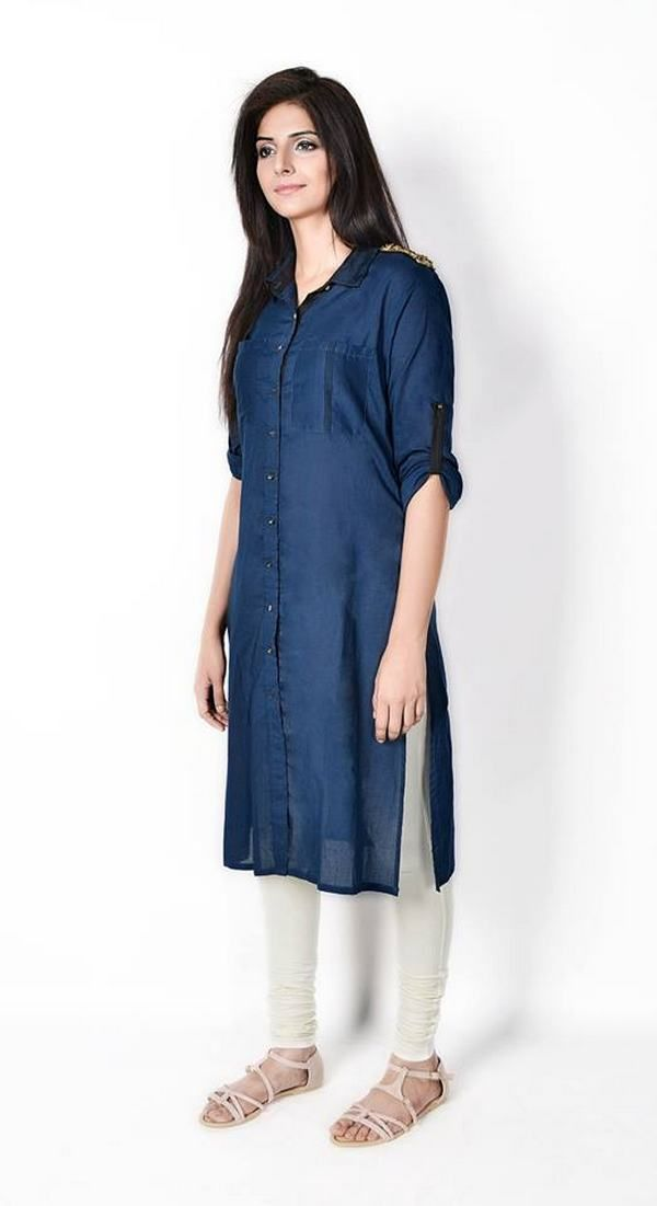 Ethnic by Outfitters Mid Summer Dresses 2013 Collection Lookbook | Fashions.com.pk