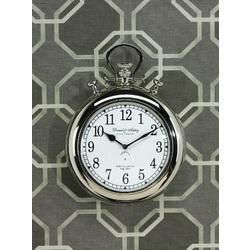 Zodax TriBeCa Round Wall Clock