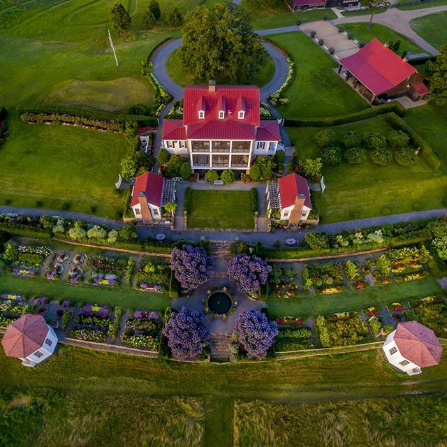 Aerial view of Moss Mountain Farm, Arkansas. If you ever get the chance, swing by for one of our many seasonal tours. We'd love to see you! Paul Allen Smith is a television host, designer, gardening and lifestyle expert. He is the host of two public television programs, P. Allen Smith's Garden Home, and P. Allen Smith's Garden to Table and the syndicated 30-minute show Garden Style. (V)