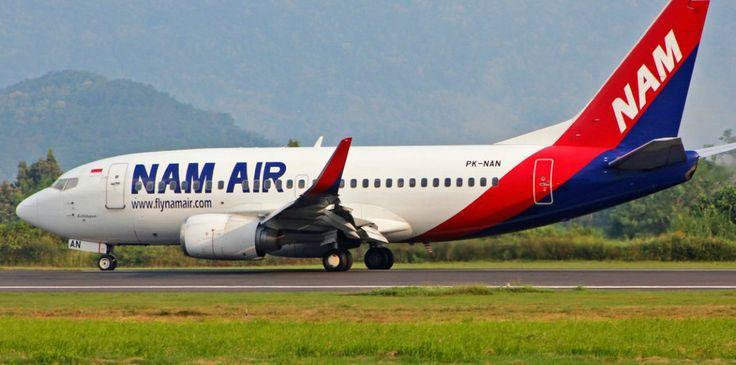 NAM Air Buka Rute Penerbangan ke Bima dan Tambolaka