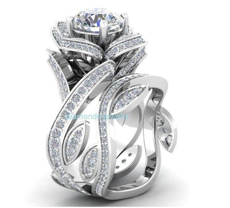 Inel logodnă Lotus argint 925