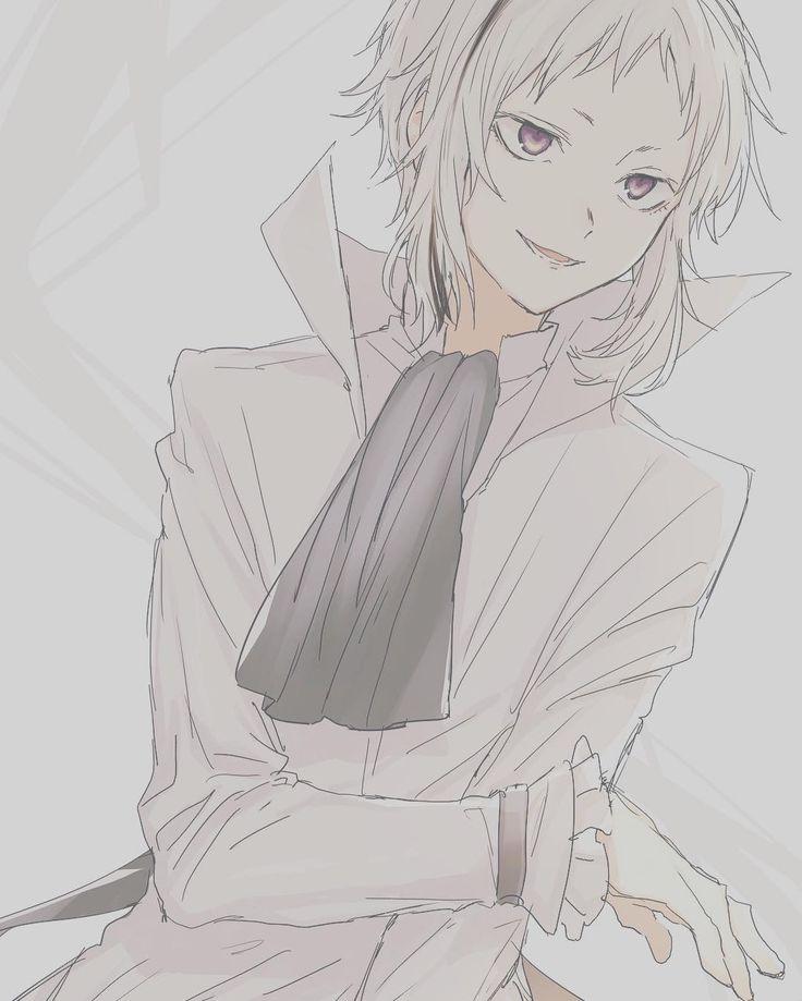 白髪似合う←