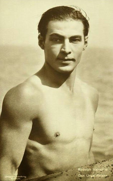 Gods and Foolish Grandeur: Rudolph Valentino