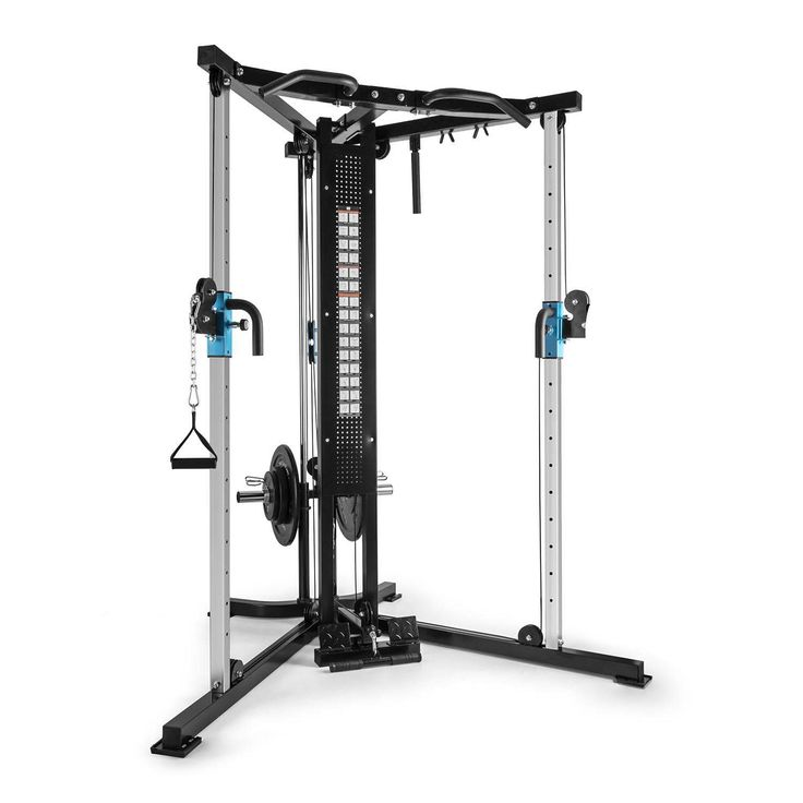Capital Sports Oberbaum Cable Pulley Trainer Home Multi Gym Station 25 50mm Eur 733 89 Piccl Station De Musculation Appareil Musculation Appareil Fitness