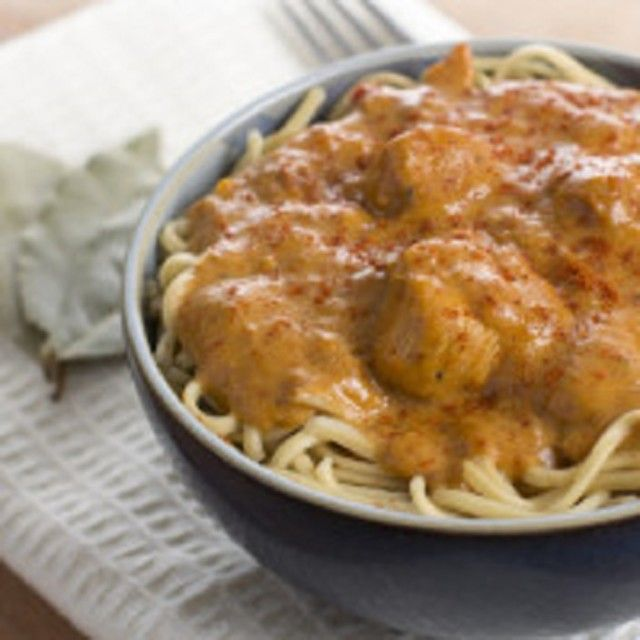 chicken paprikash slow cook recipe