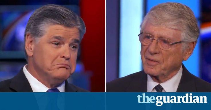 Ted Koppel tells Sean Hannity he is 'bad for America' - http://antonsadviceblog.com/?p=2090