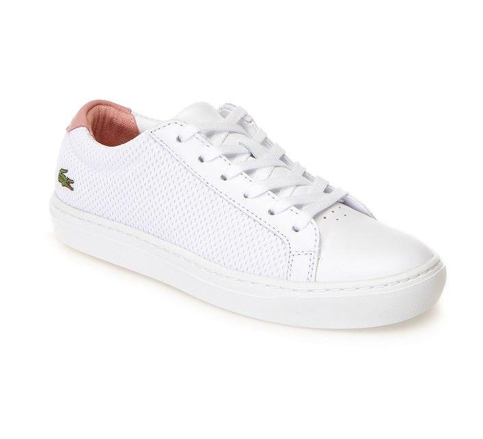 En Light Et Wt Lacoste 12 L Femme Textile 12 Sneakers Cuir Baskets fIb6g7Yyv