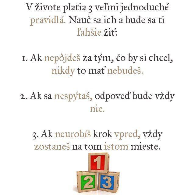 #zivot #platit #pravidlo #jednoduche #velmi #lahko #zit #chcem #nikdy #otazka…