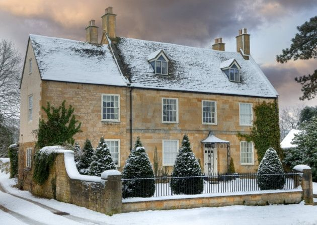 Christmas In The Cotswolds 169 Andrew Roland England