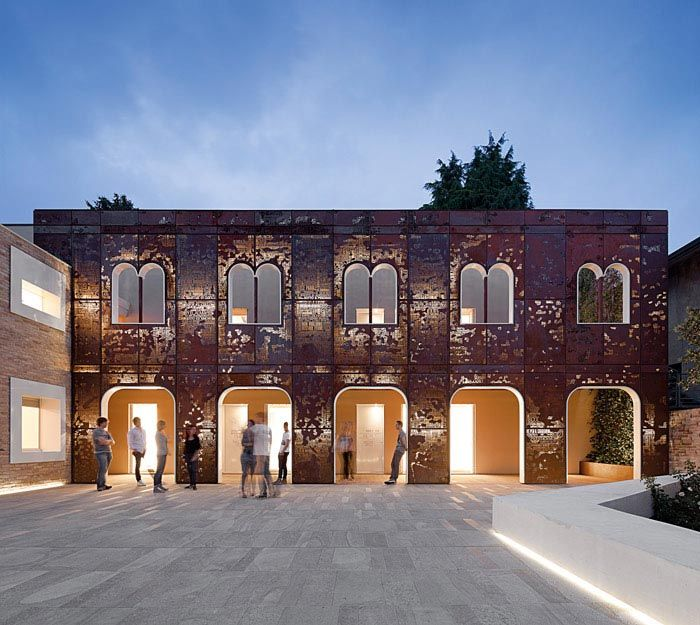 """Palazzo di Vigonovo """"Campiello """""""