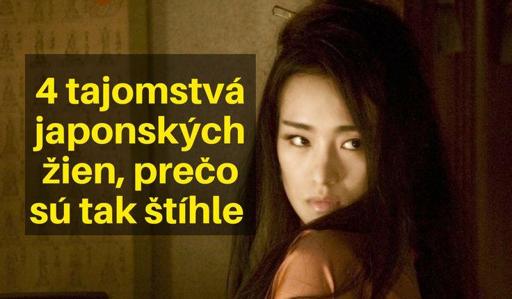 4 tajomstvá japónskych žien, s ktorými ostanete navždy štíhle. Tieto triky používajú po stáročia | Chillin.sk