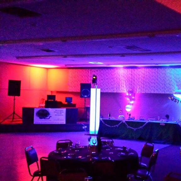 Setup and ready for a great wedding reception tonight. Congratulations to Kirsten & Dillon on their big day.  www.dcsmusicservices.com  #winnipegsocial #entertainment #discjockey #weddings #dj #social #barmitzvah #winnipegcorporate #winnipegweddings #winnipegbarmitzvah #canada #memories #dcsmusicservices
