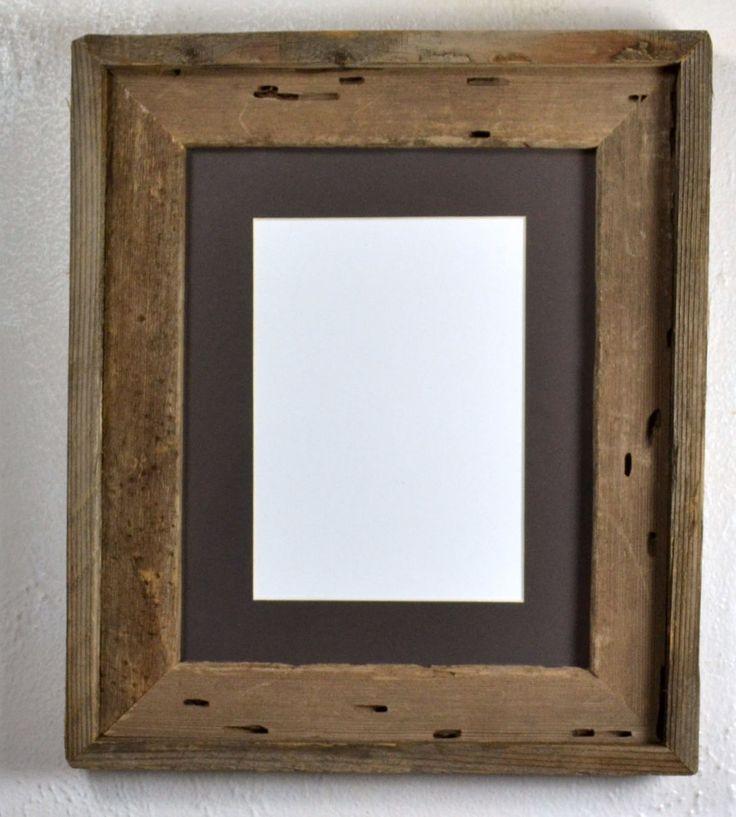 83 besten Reclaimed wood picture frames rustic style Bilder auf ...