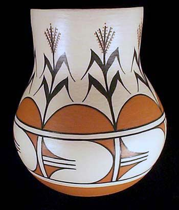 Native American Pottery by Vicky T. Calabaza