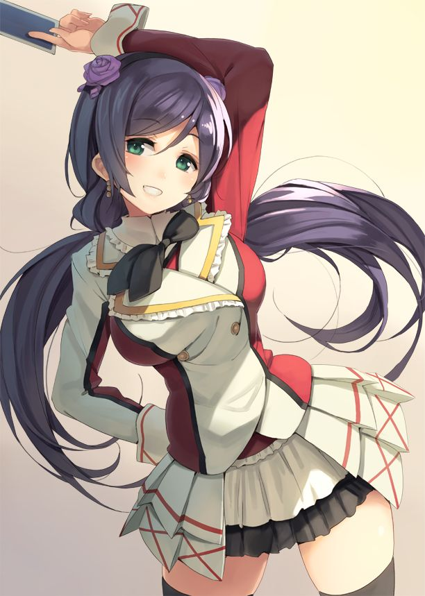 Love Live!, Nozomi, by paseri