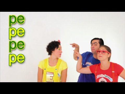 Palo, pelo, pila - Cantando Aprendo a Hablar - YouTube
