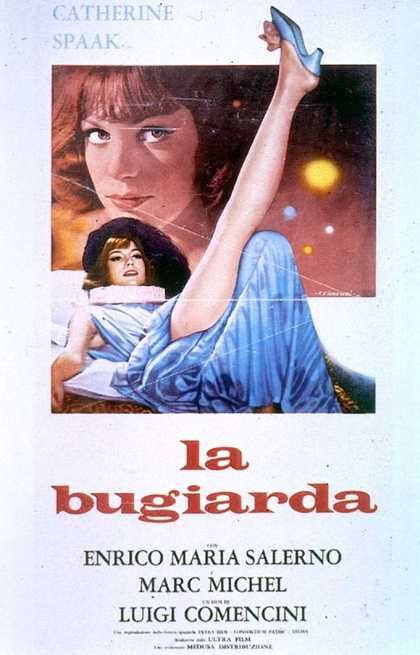 Scheda film La bugiarda (1965) | Leggi la recensione, trama, cast completo…