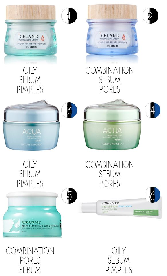 The Best Korean Products For Combination   Oily   Troubled Skins   Sun Hye Mi…