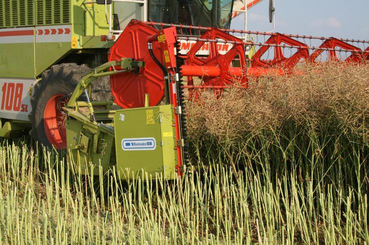 Przystawki do zbioru rzepaku Stół do rzepaku Header extensions for rapeseed harvesting Приставки для уборки рапса Rapsvorsätze Rolmako www.rolmako.pl www.rolmako.com www.rolmako.de www.rolmako.fr www.rolmako.ru