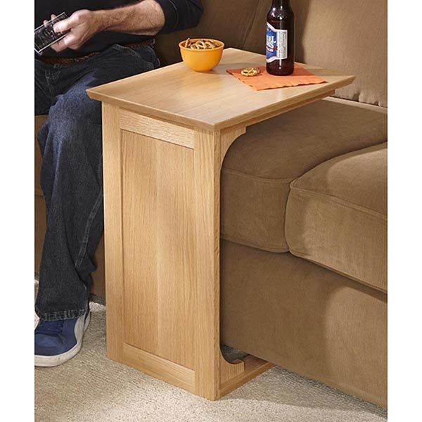 Sofa Server Woodworking Plan From Wood Magazine With Images