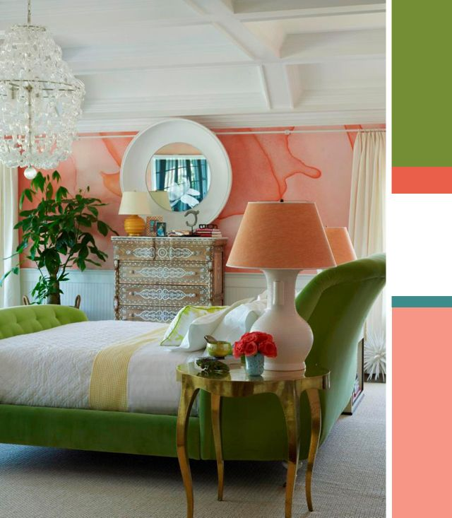 85 Best 2015 Color Of The Year Coral Reef Sherwin-Williams Images On Pinterest