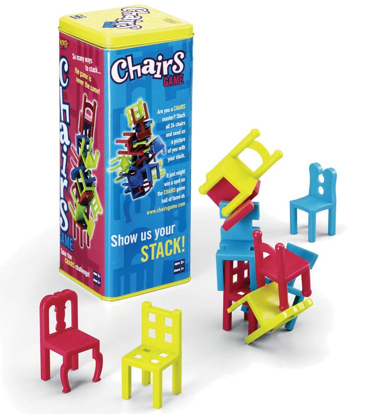 Chairs | Games and Puzzles | Chairs from BrightMinds UK