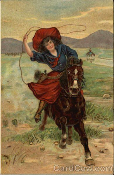 Image result for cowgirl with lasso