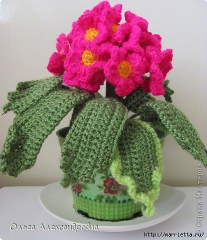 202 best flores crochet/ flowers images on pinterest | crochet