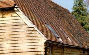 Rooflighting Case Studies - Vokins Barn