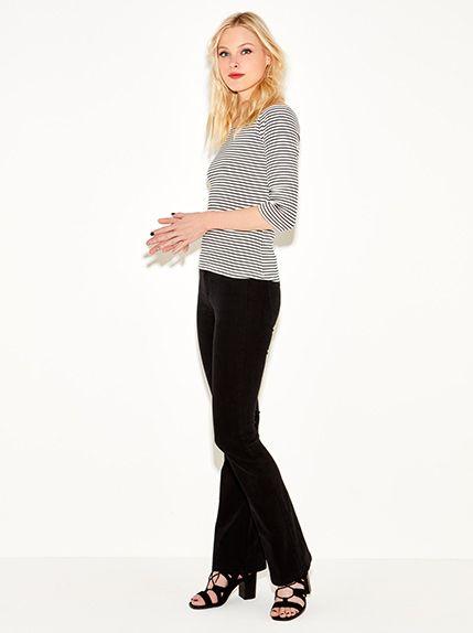 Classic with stripes, , medium