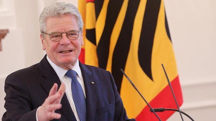 70 Prozent für weitere Amtszeit: Gauck will wohl kein zweites Mal als Bundespräsident kandidieren