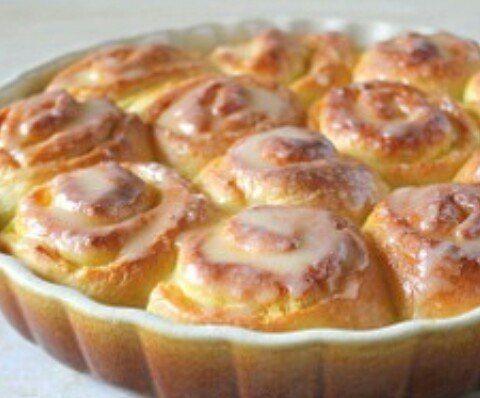 АПЕЛЬСИНОВЫЕ БУЛОЧКИ | Школа вкуса - вкусные кулинарные рецепты