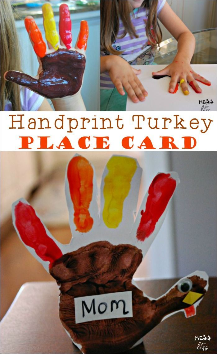 403 Best Handprint Projects Images On Pinterest