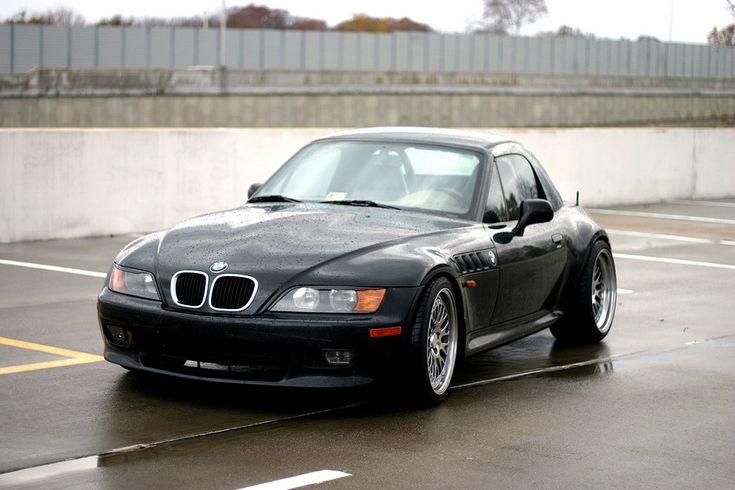 BMW Z3 Hamann hardtop