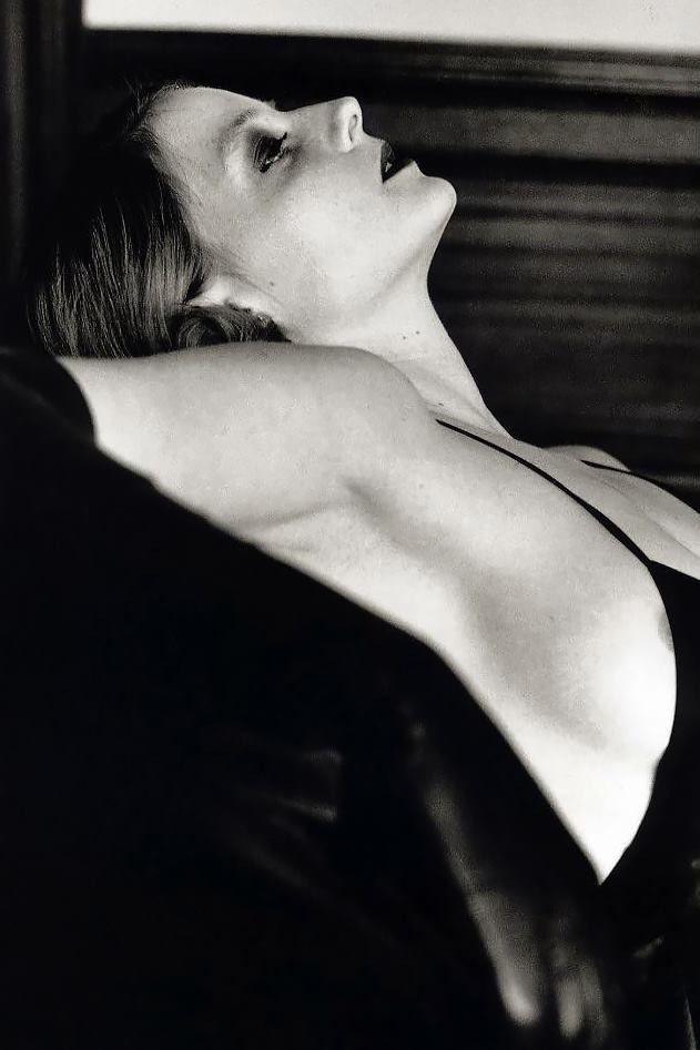 Ph by Helmut Newton Jodie Foster