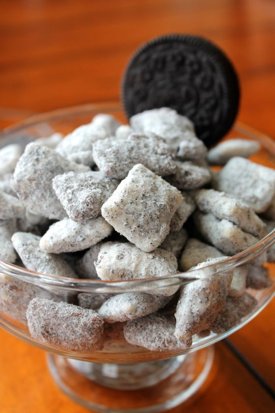 Chex mix cookies and cream recipe