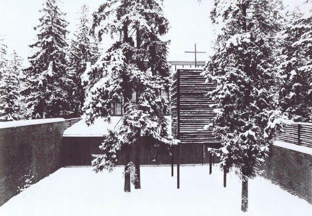 Siren. Otaniemi Chapel