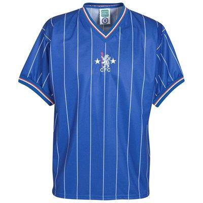 Chelsea Home Kit 1982-83